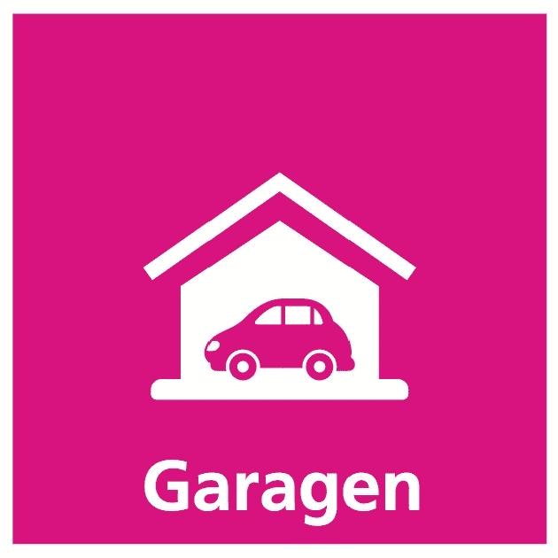 Garagentoröffnung Burgstall